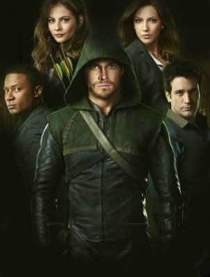 Arrow TV series on CW