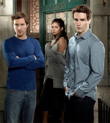 Syfy Being Human TV series