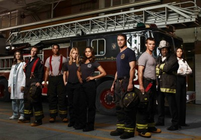 NBC TV show Chicago Fire