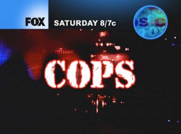 Season 25 of COPS TV show
