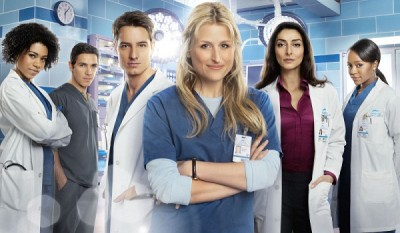 CW TV series Emily Owens MD