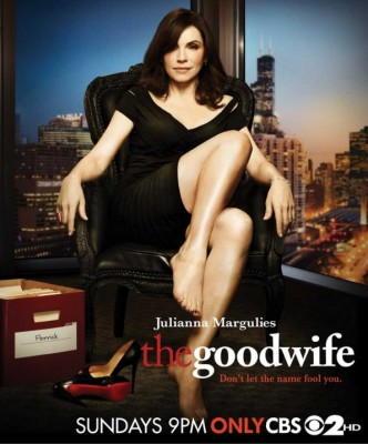 Good Wife ratings