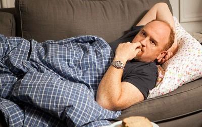 FX TV show Louie season four