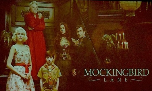 Mockingbird Lane Munsters reboot