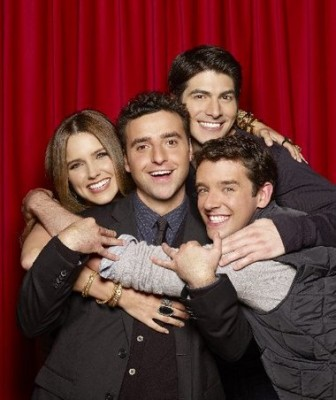 TV series Partners on CBS