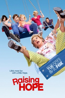 FOX TV series Raising Hope ratings