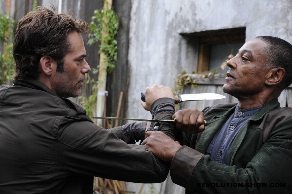 NBC Revolution ratings