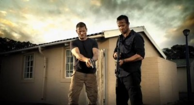 Cinemax TV show Strike Back