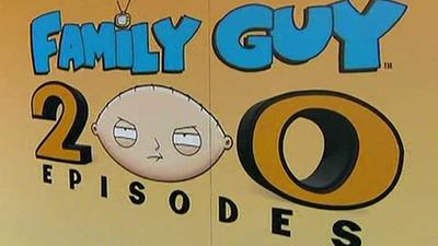 Family Guy TV series on FOX