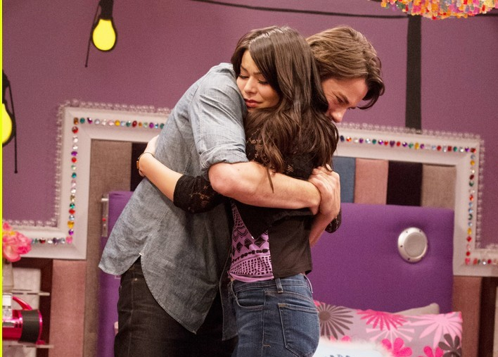 iCarly series finale on Nick