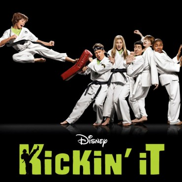 Kickin It season three