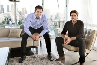Brother vs brother Property Brothers