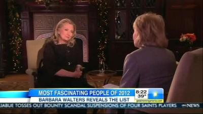 barbara walters special ratings