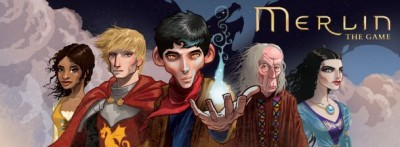 Merlin TV show game