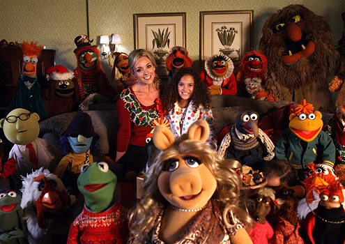 Tuesday TV Show Ratings: Parenthood, Happy Endings, Hart ... A Muppets Christmas Letters To Santa