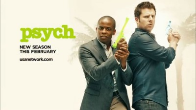 Psych season eight