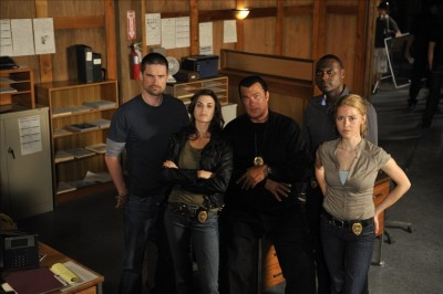 True Justice TV show