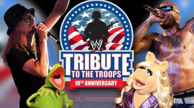 WWE Tribute to the Troops ratings