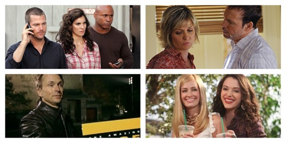 CBS TV shows canceled or renewed?
