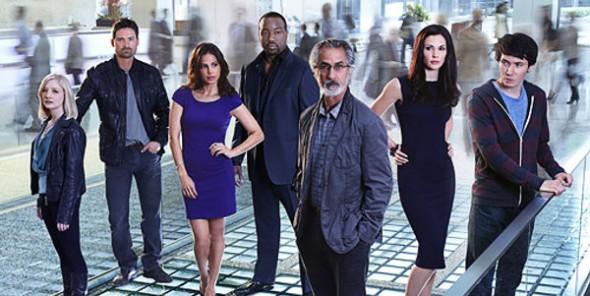 Alphas TV show on Syfy