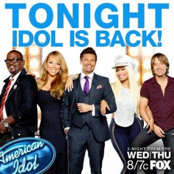 American Idol TV show ratings