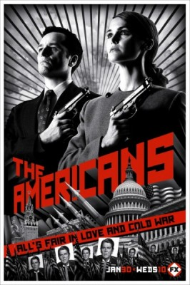 The Americans TV show ratings