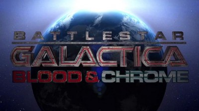 battlestar galactica blood and chrome movie