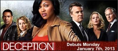 Deception TV show ratings