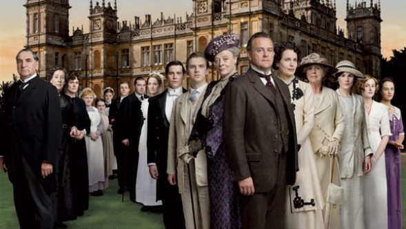 downton abbey tv show