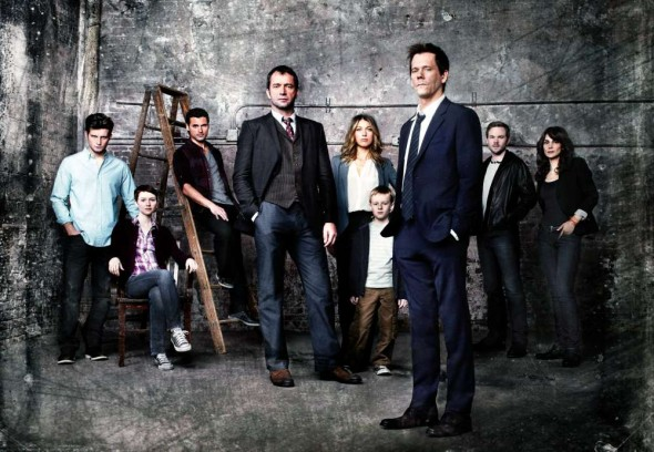 The Following TV show on FOX