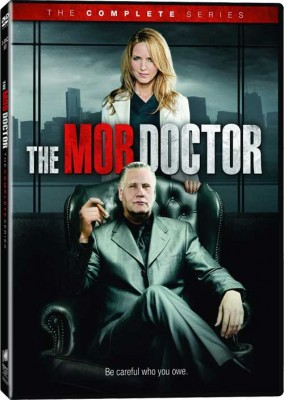 Mob Doctor canceled TV show  on DVD