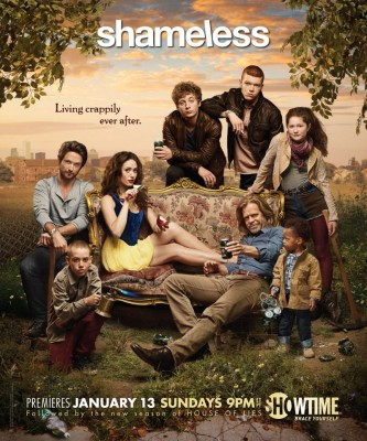 Shameless TV show on Showtime ratings
