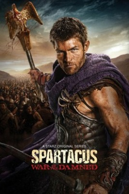 Spartacus TV show ratings