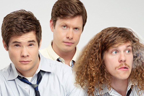 Workaholics: seasons four and five