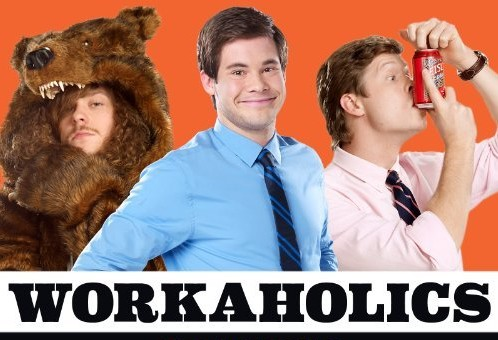 Workaholics season three