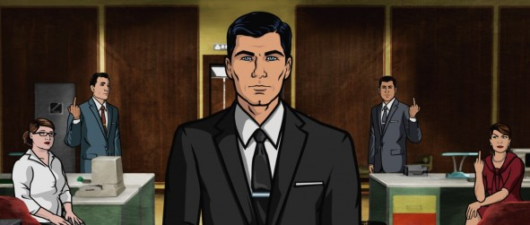 Archer season five renewal