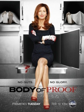 Body of Proof season three ratings