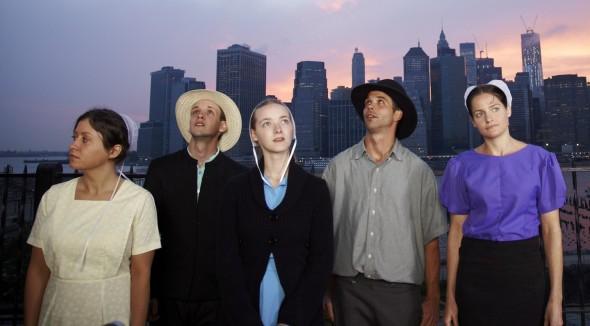 Breaking Amish TV show - season two