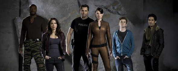 Continuum season two