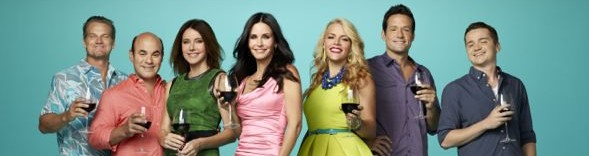 Cougar Town season five