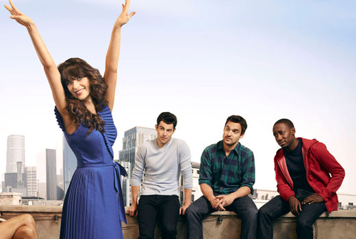 New Girl renewed season three