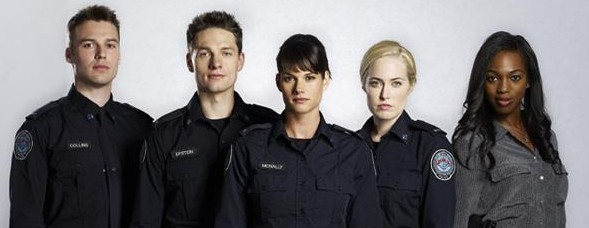 Rookie Blue TV show