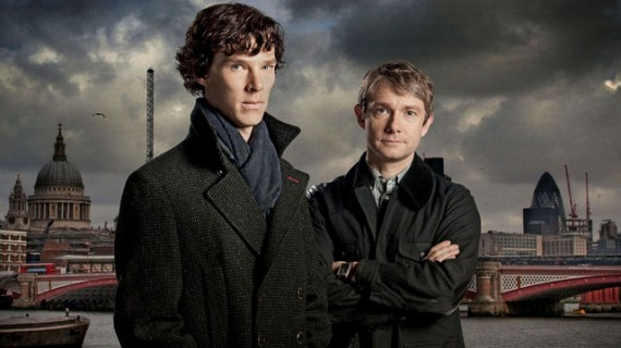 Sherlock season three