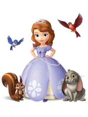 SOFIA THE FIRST season two