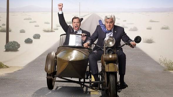 Tonight Show on NBC Jimmy Fallon Jay Leno