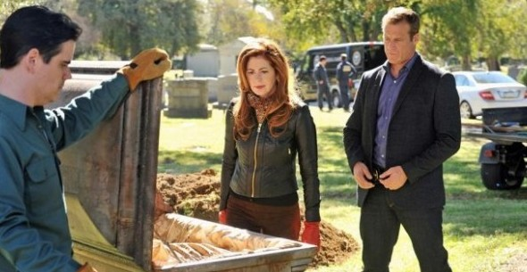 body of proof last episode