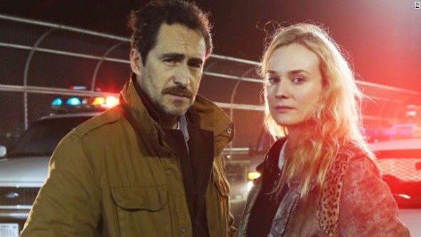 The Bridge TV show on FX