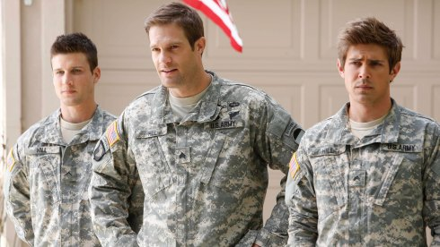 Enlisted TV series on FOX