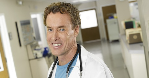 John C. McGinley stars in Ground Floor