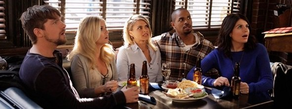 Happy Endings finale